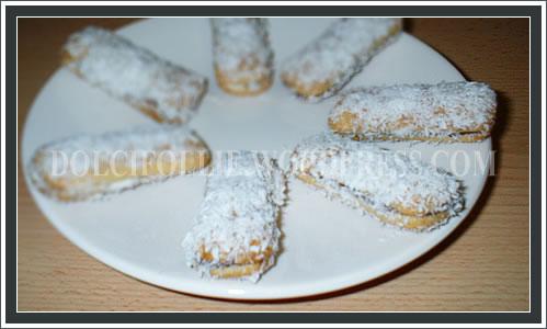 Pavesini Cocco, Nutella e Mascarpone