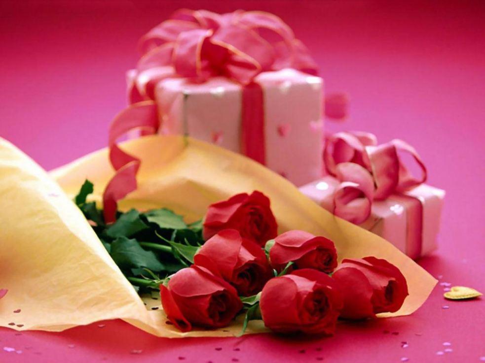 San Valentino regali fiori