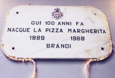 Nascita Pizza Margherita