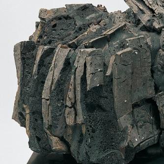 Bloc Grisil, 2002, gres, 60x65x86 cm (dettaglio)