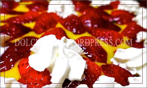 Torta Fragole Panna#2