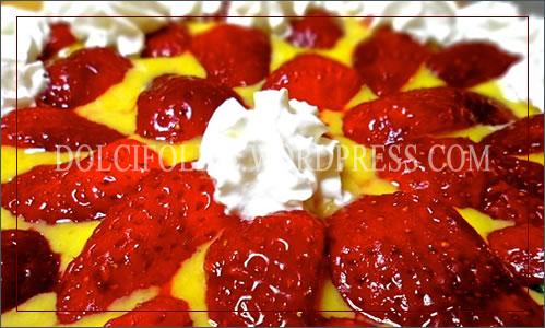 Torta Fragole Panna#3