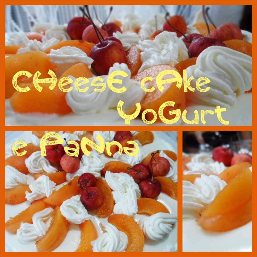 Cheese Cake Yogurt Panna